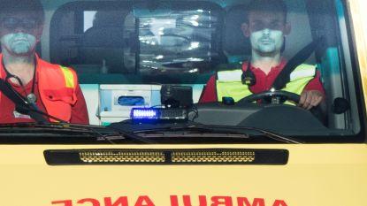 Man (27) gewond na botsing
