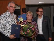 Vrijwilligers van Stichting Vakantiewerk Veldhoven onderscheiden met Ster van Veldhoven