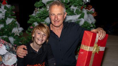 Dries (10) speelt kinderhoofdrol in 'Scrooge, de Musical'
