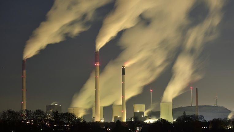 Hoe zorgen we voor minder CO2-uitstoot? Beeld ap