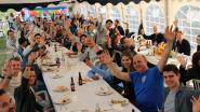 150  buren verbroederen op jaarlijks feest in Heultje