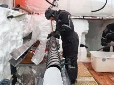 Boren in het oudste ijs ter wereld naar 'tijdcapsules'