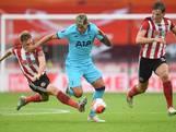 Spurs zet poort wagenwijd open voor Sheffield United