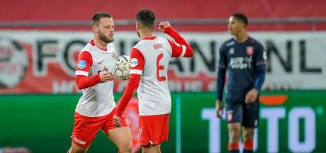 LIVE | Utrecht pakt vlak na rust voorsprong tegen Twente