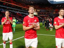 PSV gaat de wilskracht van vertrekkend aanvoerder Luuk de Jong missen