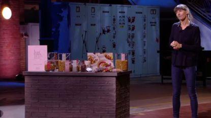 Granolabakker Natalie haalt eerste deal van Leeuwenkuil binnen en heeft de investeerders voor het uitkiezen