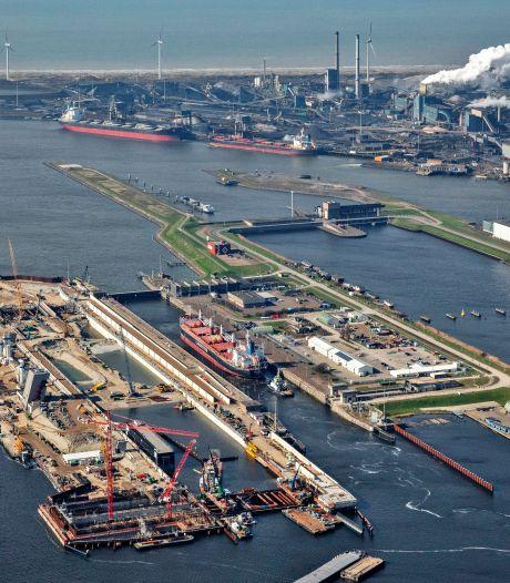 En de naam van de nieuwe sluis bij IJmuiden wordt... Zeesluis IJmuiden
