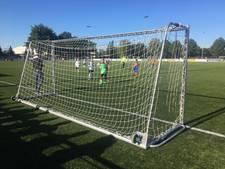 Extra doeltjes voor voetbalclubs in Goirle: 'Ze zijn hufterproof'