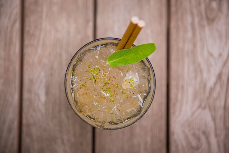 Cocktail: African mule