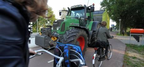 Alphen-Chaam pakt probleem met landbouwvoertuigen aan