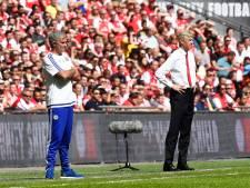 Mourinho vol lof over Wenger: 'Hij verdient waardering'