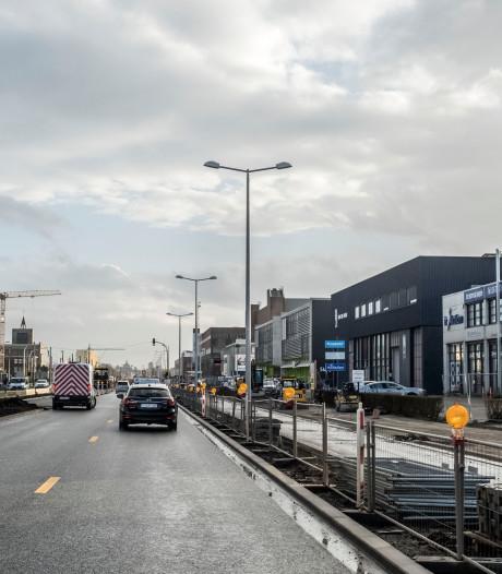 Twee dagen herstellingswerken aan wegdek Noorderlaan