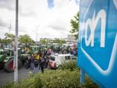 Boerenactie bij Albert Heijn in Zwolle zorgt voor lege schappen: 'Wij kunnen 230 winkels niet bevoorraden'