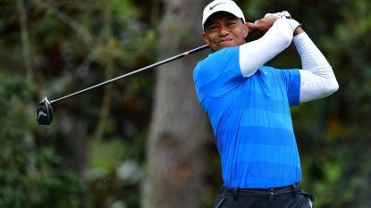 Tiger Woods zet comeback luister bij met deelname US Open