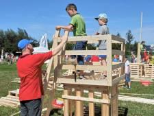Bouwdorp Culemborg zet beveiliger in om hout te bewaken