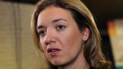 """Freya Piryns (Groen) stopt met politiek: """"Het begon me stilaan op te vreten"""""""