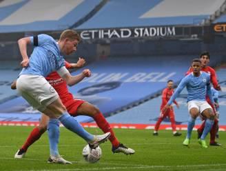 FA CUP. De Bruyne met knappe assist - Engelse zesdeklasser wipt team van Rooney en viert heerlijk op hit van Adele