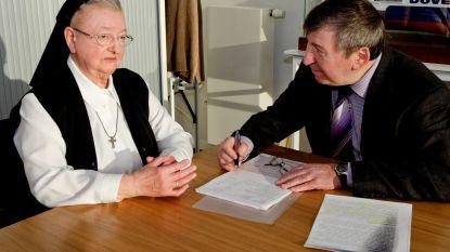Afscheid van bijzondere vroedvrouw: zuster Edelburga overleden op 97-jarige leeftijd