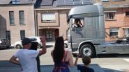 Meer dan tweehonderd truckers tonen hun hart