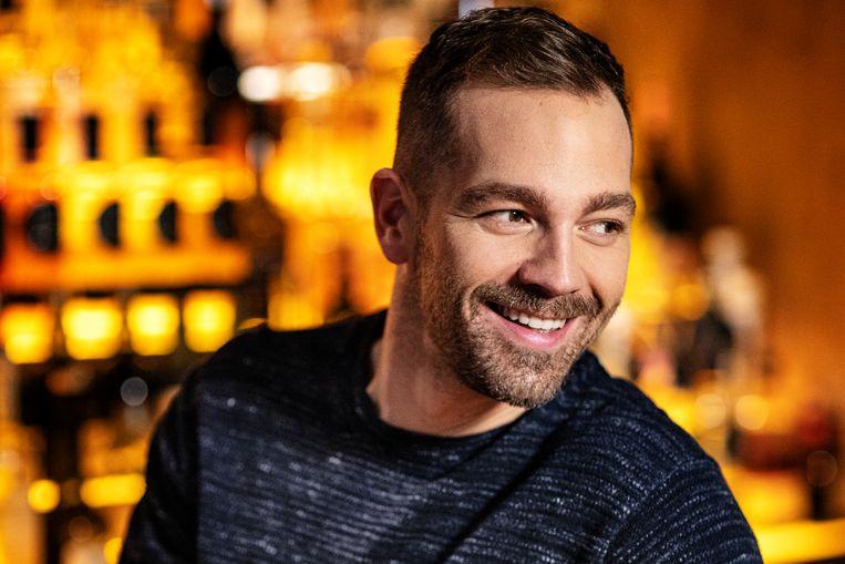 'Wat Een Dag', host Davy Parmentier
