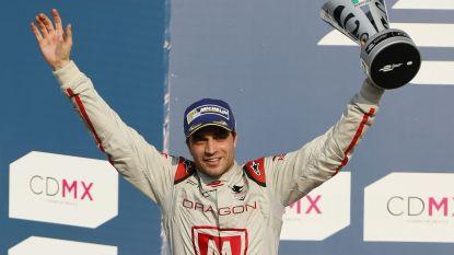 Jérôme D'Ambrosio wint ePrix in Marrakesh, Vandoorne kent pech en gooit al snel de handdoek