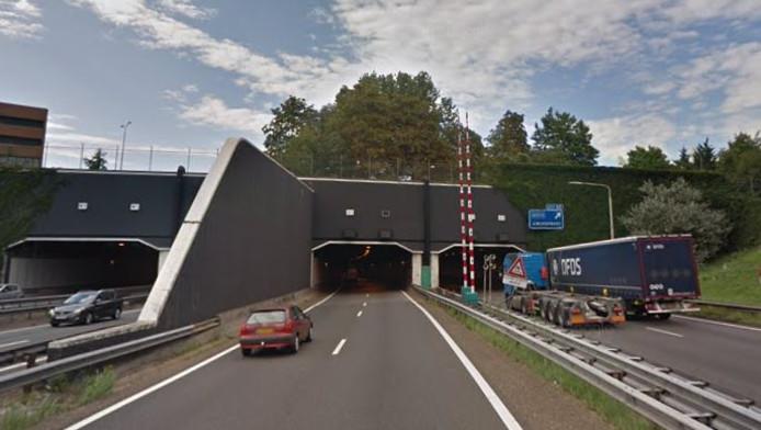 De Drechttunnel.