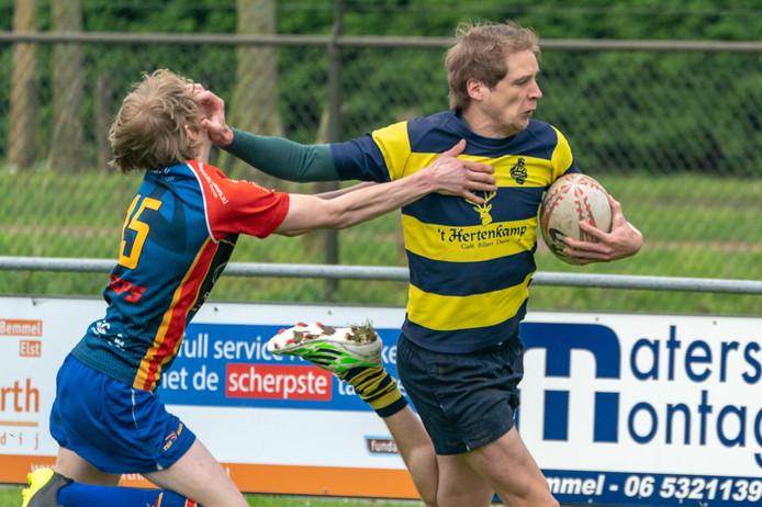 Rugby RC Bemmel - Wasps.