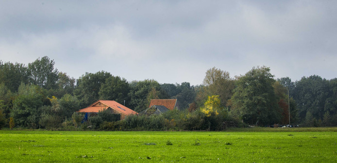 De boerderij in Ruinerwold