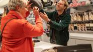 'Callboy' Rik Verheye helpt handelaars tijdens Weekend van de Klant