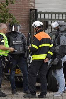 VIDEO: Verwarde Tilburger aangehouden na inval arrestatieteam
