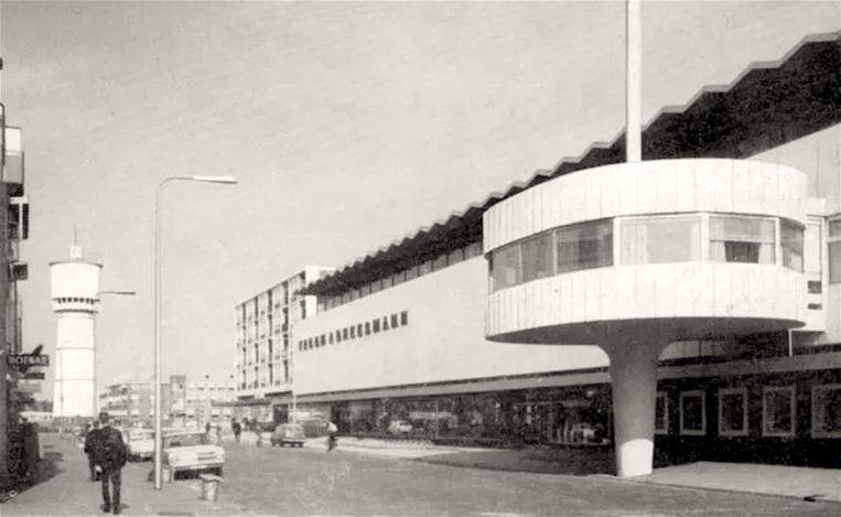De voormalige V&D van Den Helder op archiefbeeld.  Beeld rv