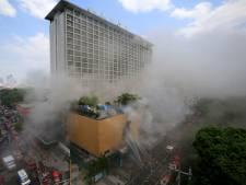 Dodelijke brand treft toeristenhotel in Manilla