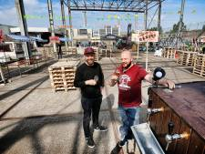 Echte Utrechtse biertjes drink je op de nieuwe culturele hotspot De Vrijhaven
