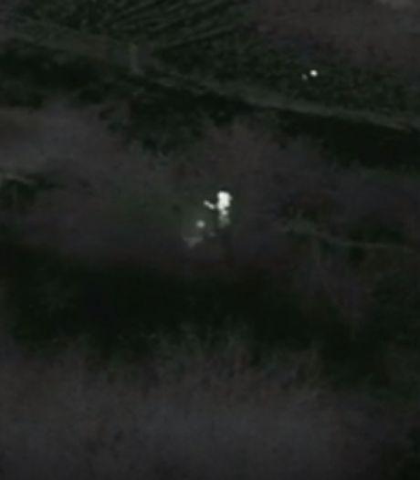 Un septuagénaire retrouvé dans un trou grâce à une caméra thermique