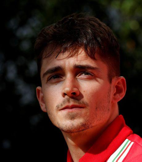 Leclerc bootst beruchte dollemansrit na in straten Monaco