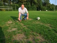 Clubs in de knel: voetbalseizoen begint met veel onbespeelbare velden