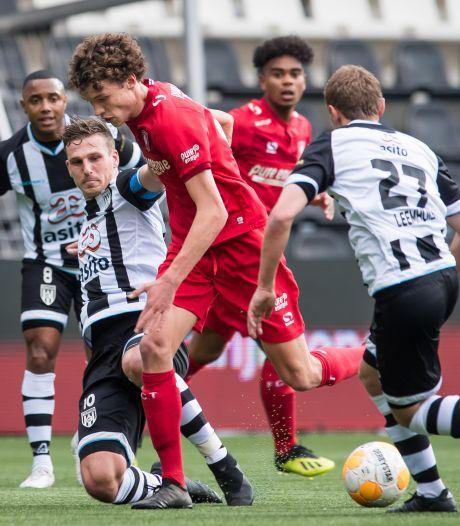 Mats Wieffer van FC Twente naar Excelsior