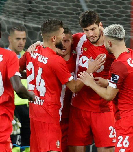 Le Standard a souffert mais verra les barrages de l'Europa League