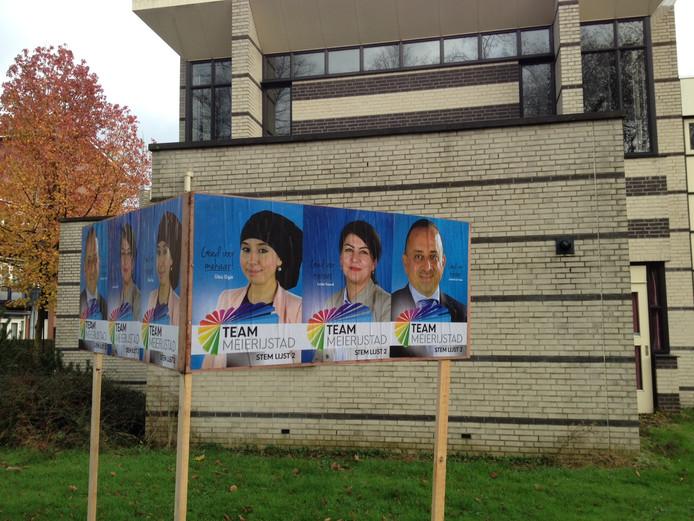 Kandidaten van allochtone afkomst op de kandidatenlijst in Meierijstad.