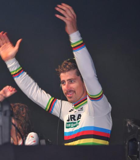Wereldkampioen Sagan definitief in Vuelta: 'Perfect in voorbereiding op WK'