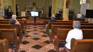Voor het eerst: tentoonstelling in kerk