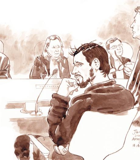 Aanslagpleger CS Jawed S. veroordeeld tot bijna 27 jaar cel