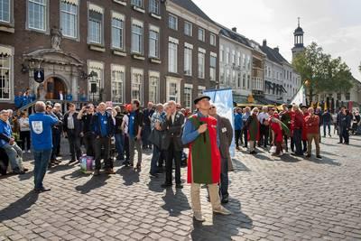 Hoofdrol voor Nassauklok op Nationale Klokkenluidersdag in Breda