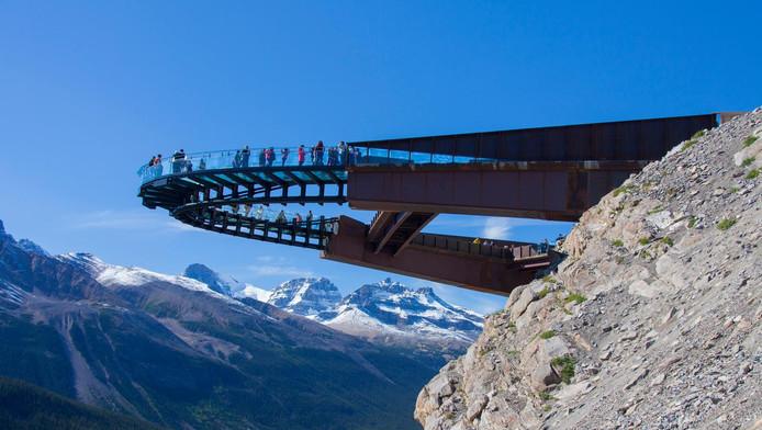 Glacier Skywals Canada
