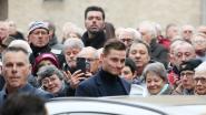"""Raymond Poulidor onder grote belangstelling begraven, Van der Poel neemt afscheid van """"pappie"""""""