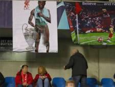 """Une banderole obscène à l'effigie d'Origi: """"Totalement inacceptable"""""""