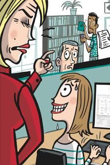 (een beetje) Angst voor de baas is gezond