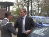 Verrassingsbezoek Koning Willem-Alexander aan Lieshout
