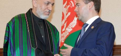 'Karzai treedt over drie jaar af'