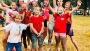 KSA Sint-Lut op kamp in Meeuwen-Gruitrode